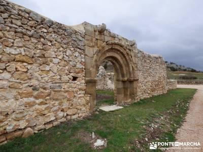 La Fuentona y el Sabinar de Calatañazor; cultura y turismo activo;senderismo nivel medio